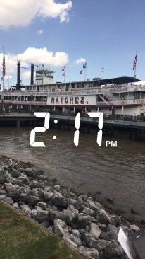 Steamboat Cruise aboard the Natchez