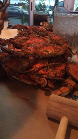 Crabs & Old Bay @ Captain James Landing Crab House