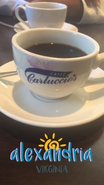 Caruccio's knows how to brew a great cup of coffee!!