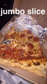 When was the last time you had a Jumbo Slice?! (Adams Morgan, Washington DC)