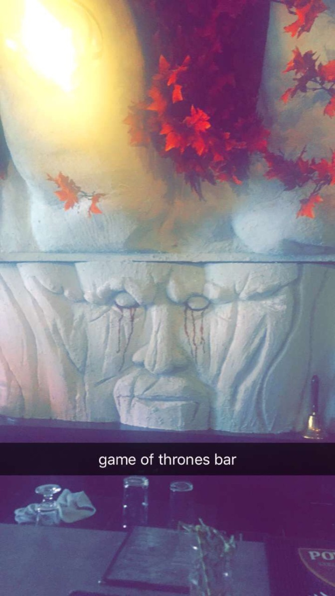 #GOT Comes to DC